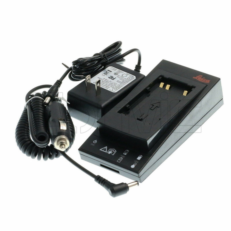 Eonvic GKL211 Dual Battery Charger for Total Station Leica GEB90 GEB211 GEB212 GEB221 GEB222