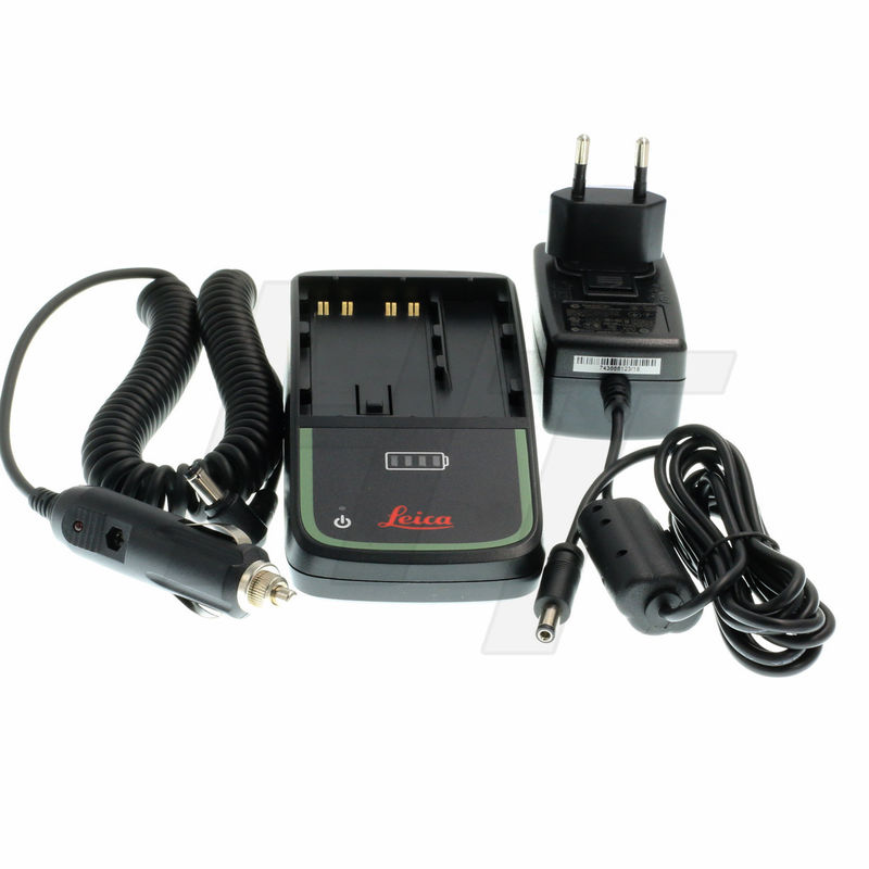 GKL311 Total Station Battery Charger for Leica GEB221 GEB222 GEB241 GEB242 GEB371